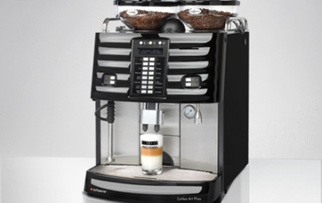 Krups coffee and espresso combination machine